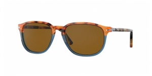 PO3019S 112033 BROWN TORTOISE OPAL BLUE