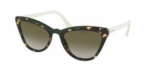 PR 01VS 3215O2 MEDIUM HAVANA/GREEN