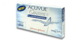 JOHNSON & JOHNSON Acuvue Oasys For Astigmatism 12
