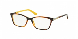 RA7044 1142 TOP LIGHT HAVANA ON YELLOW