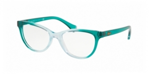 RA7102 5738 TOP GREEN GRAD AZURE TRASP