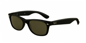 New Wayfarer RB2132 622/58 MATTE BLACK