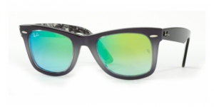 Original Wayfarer RB2140 11994J TOP LIGHT GREY GRAD ON GREY