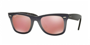 Original Wayfarer RB2140-1201Z2 TOP LIGHT GREY GRAD ON GREY