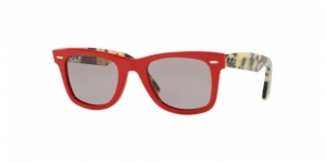 Original Wayfarer RB2140-1243P2 RED