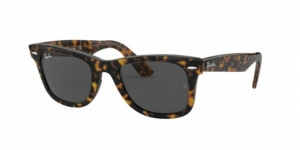 Original Wayfarer RB2140 1292B1 HAVANA ON TRASPARENT LIGHT BRO