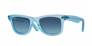 Original Wayfarer RB2140 60554M DEMI GLOSS ICE