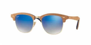 Ray-ban RB3016M CLUBMASTER WOOD 11807Q