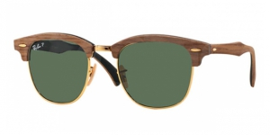 RAY-BAN Clubmaster Wood RB3016M 118158