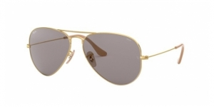 7abe73281f82f RAY-BAN Aviator Large Metal RB3025 9064V8