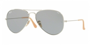 Aviator Large Metal RB3025-9065I5 SILVER
