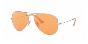 Aviator Large Metal RB3025-9065V9 SILVER
