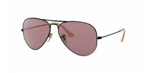 Aviator Large Metal RB3025 9066Z0 BALCK