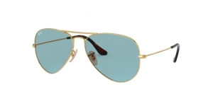 Aviator Large Metal RB3025 919262 GOLD