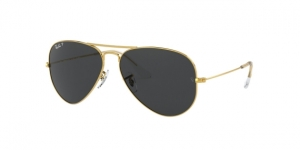 Aviator Large Metal RB3025 919648 LEGEND GOLD