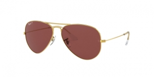 Aviator Large Metal RB3025 9196AF LEGEND GOLD