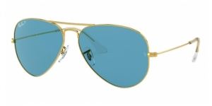 Aviator Large Metal RB3025 9196S2 LEGEND GOLD