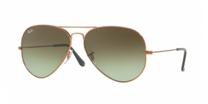 Ray-ban RB3026 AVIATOR LARGE METAL II 9002A6
