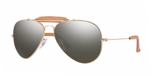 Ray-ban RB3422Q OUTDOORSMAN 001/M9