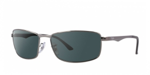 RB3498 004/71 GUNMETAL GREEN
