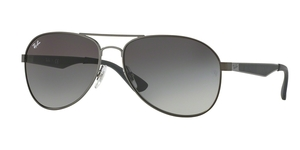 6016ed1f310 Ray Ban Sunglasses RB3549 006 9A 58 16