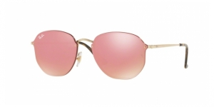 Ray-ban BLAZE HEXAGONAL RB3579N 001/E4