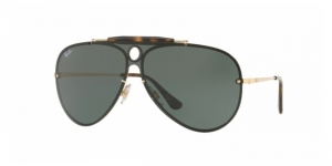 Ray-ban BLAZE SHOOTER RB3581N 001/71