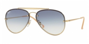 Blaze Aviator RB3584N 001/19 GOLD