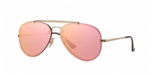Blaze Aviator RB3584N-9052E4 GOLD