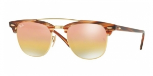 Clubmaster Doublebridge RB3816 1237I1 GOLD