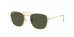 RAY-BAN Frank RB3857 919658 SHINY LEGEND GOLD