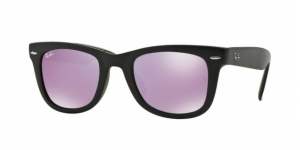 Folding Wayfarer RB4105 601S4K MATTE BLACK