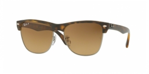 RAY-BAN Clubmaster Oversized RB4175 878/M2