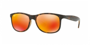 RAY-BAN Andy RB4202 710/6S SHINY HAVANA