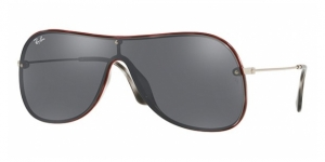 Blaze RB4311N-63596G HAVANA GREY ON TOP RED