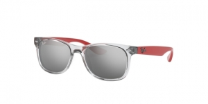 RAY-BAN JUNIOR RJ9052S 70636G TRANSPARENT GREY