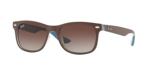 RJ9052S 703513 TOP MATTE BROWN ON BLUE