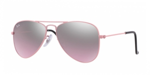 Junior Aviator RJ9506S 211/7E PINK PINK MIRROR SILVER GRADIENT