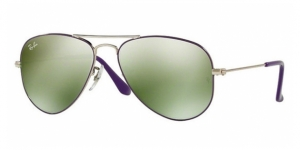 Junior Aviator RJ9506S 262/30 SILVER TOP ON VIOLET
