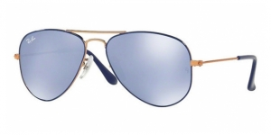 Junior Aviator RJ9506S 264/1U COPPER TOP ON BLUE