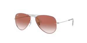 Junior Aviator RJ9506S 274/V0 SILVER ON TOP RED