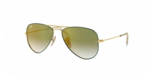 Junior Aviator RJ9506S 275/W0 GOLD ON TOP TURQUOISE