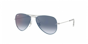 Junior Aviator RJ9506S 276/X0 SILVER ON TOP LIGHT BLUE
