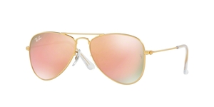 Junior Aviator RJ9506S 249/2Y MATTE GOLD