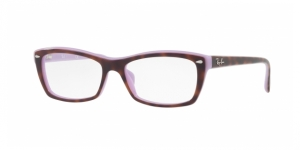 RX5255 5240 TOP HAVANA ON VIOLET