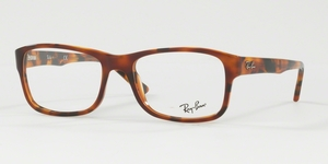 RX5268 5675 TOP BROWN HAVANA/YELLOW HAVANA