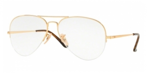 RAY-BAN Aviator Gaze RX6589 2500
