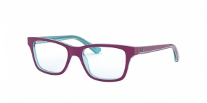 RY1536 3763 TRASP AZURE ON TOP FUXIA