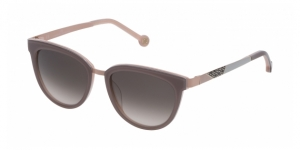 SHE748 09AL PINK / GRAY CLEAR