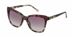 SHE791 05AH BROWN/GREEN/VIOLET HAVANA